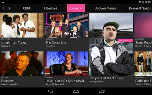 BBC iPlayer Screenshot 28