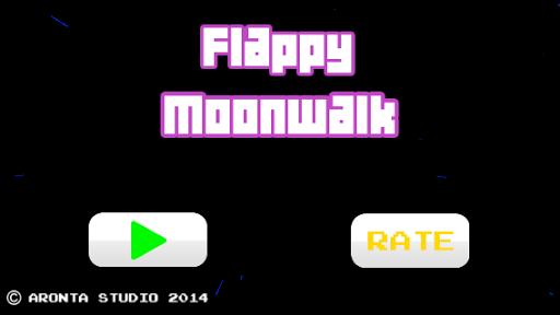 Flappy Moonwalk