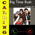 Big Time Rush Calling Prank icon
