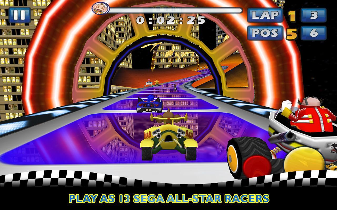 Sonic & SEGA All-Stars Racing screenshot #2