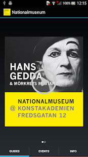 Nationalmuseum - screenshot thumbnail