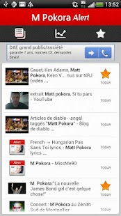 M Pokora Alert - screenshot thumbnail
