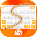 SlideIT Abstract Orange Skin icon