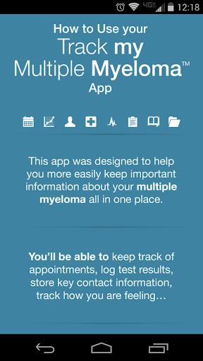 Track My Multiple Myeloma