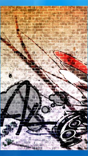 【免費娛樂App】塗鴉壁紙-APP點子