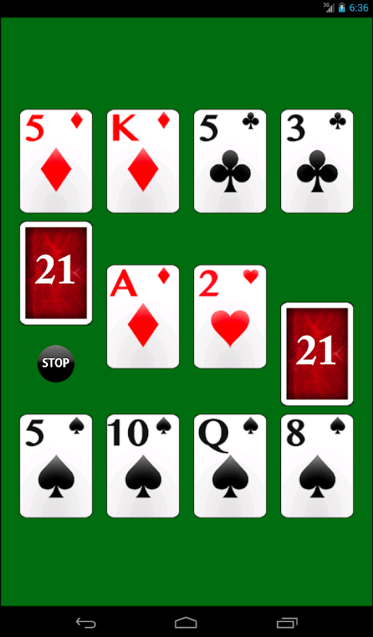 2 player card game speed rules
