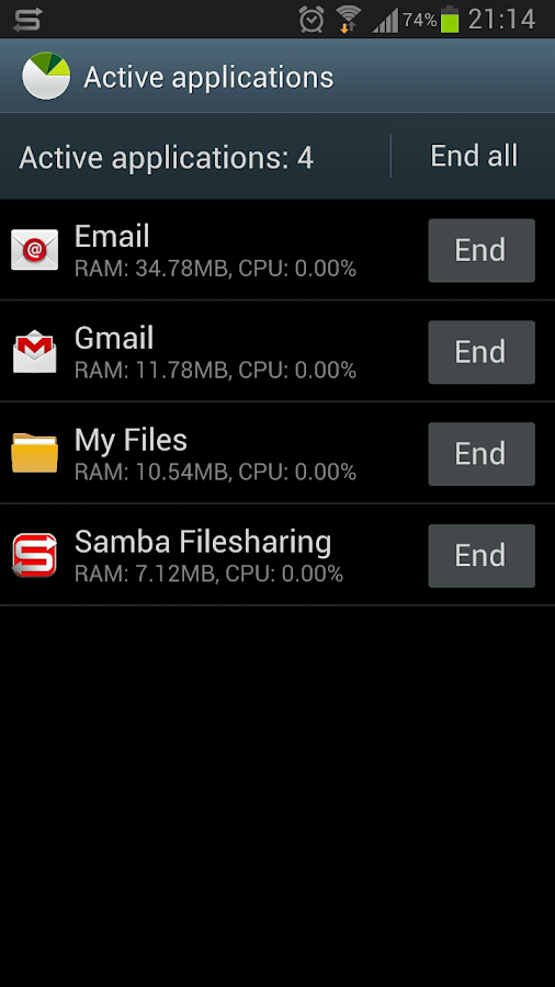 task manager s4 shortcut   android apps on google play