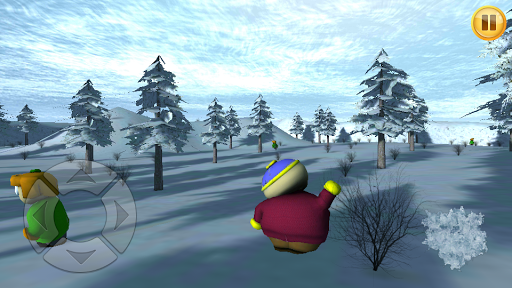Snowball Fighting 3D