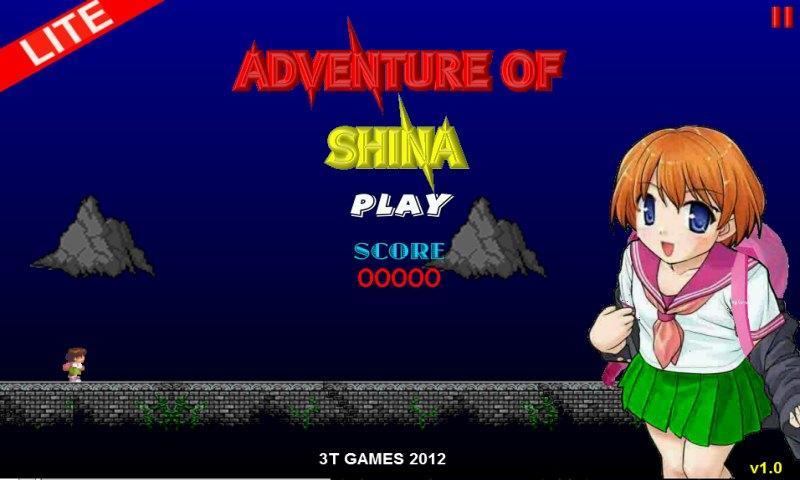 Adventure of Shina Lite - screenshot