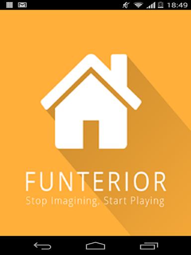 Funterior AR Shopping App