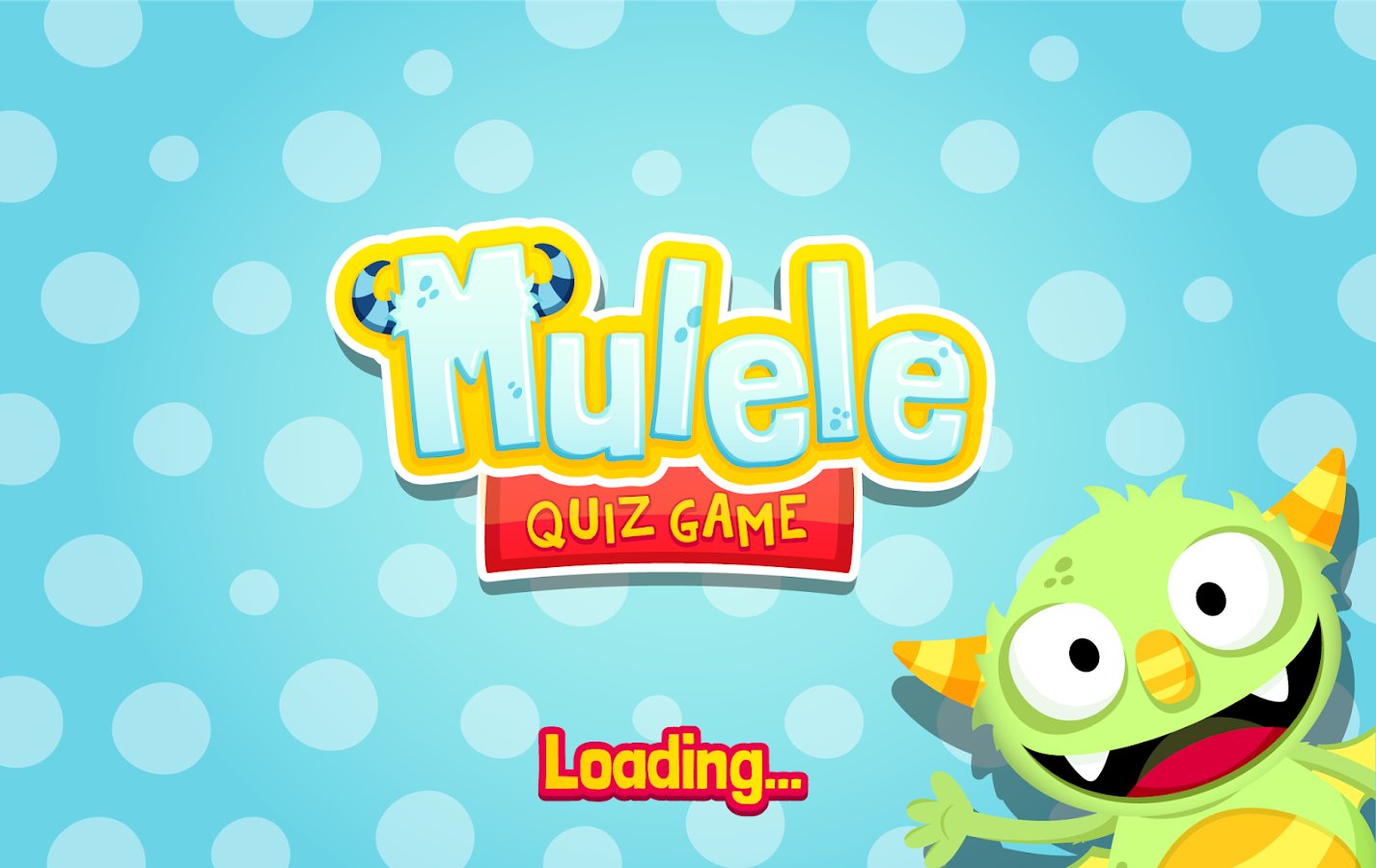 Mulele Quiz Game- screenshot