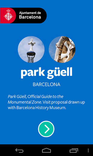 Park Güell - Official Guide