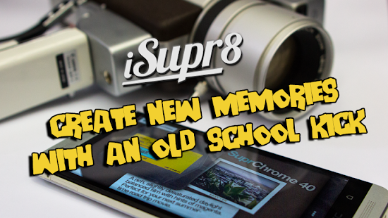 iSupr8 Vintage Super 8 Camera- screenshot thumbnail