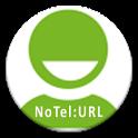 NoTelURL icon