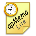 apMemo Lite - Graphic Notepad icon