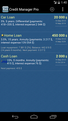 Credit Manager Pro