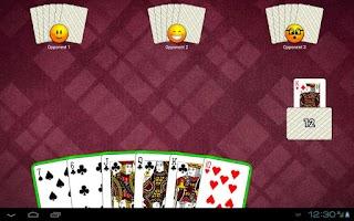 Screenshot of Russian Fool Card Game HD Free