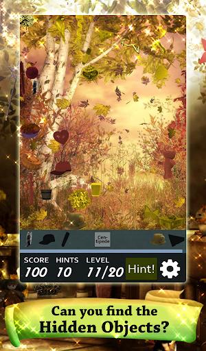 Hidden Object - Autumn Garden