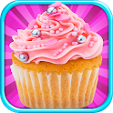 Cupcakes: Valentine's Day! icon