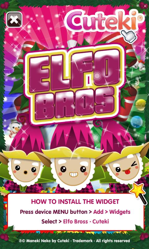 Elfo Bros. CHRISTMAS- screenshot