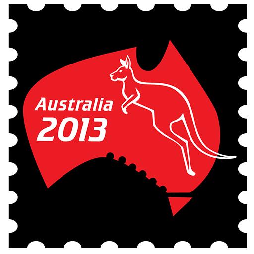 World Stamp Expo 2013 LOGO-APP點子