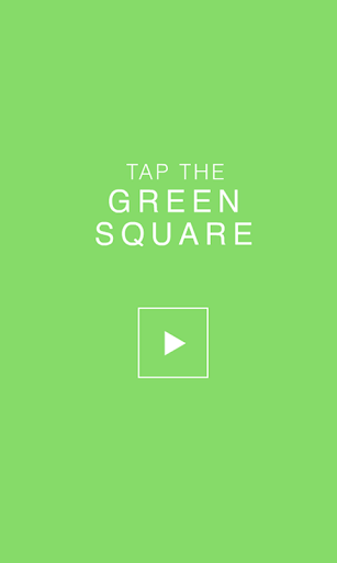 Tap The Green Square