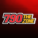 790 The Zone logo