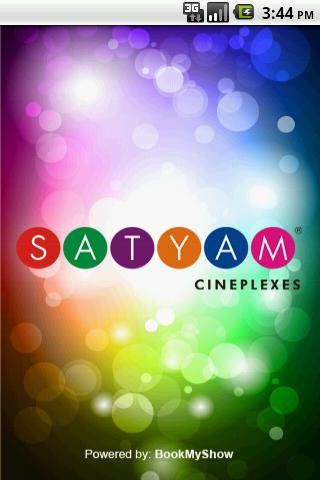 Satyam Cineplexes - screenshot