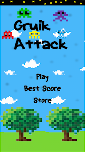Gruik Attack- screenshot thumbnail