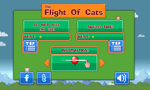 The Flight of Cats