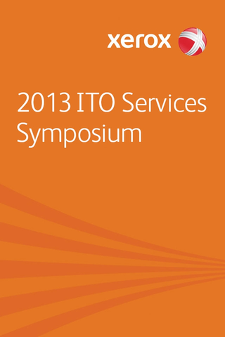 Xerox IT Services Symposium
