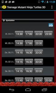 UCI KINOWELT Filme & Tickets - screenshot thumbnail