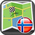 Norway Offline Navigation icon