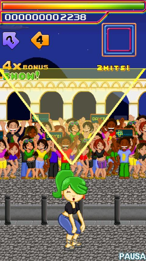 Dancin' Rio - screenshot
