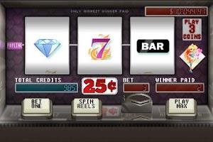 Screenshot of Smouldering 7s HD Slot Machine