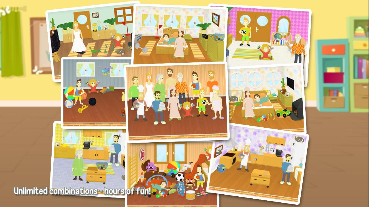 My House Fun For Kids Android Apps On Google Play