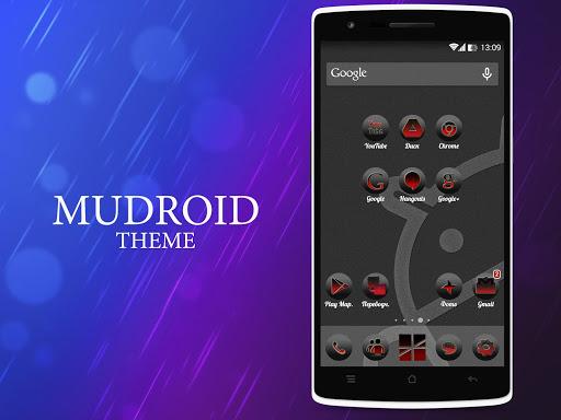 Mudroid - GO SOLO Theme