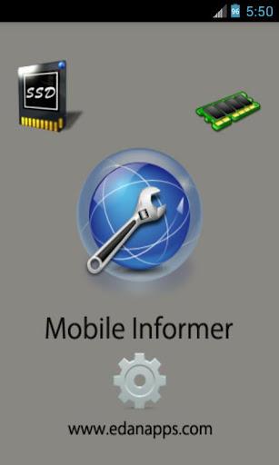 Mobile Informer