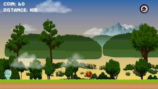 Alien Run - Endless Runner screenshot