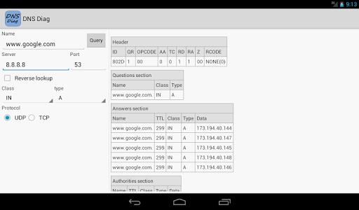 【免費工具App】DNS Diag-APP點子