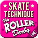 Skate Technique Roller Derby 1 icon