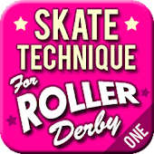Skate Technique Roller Derby 1