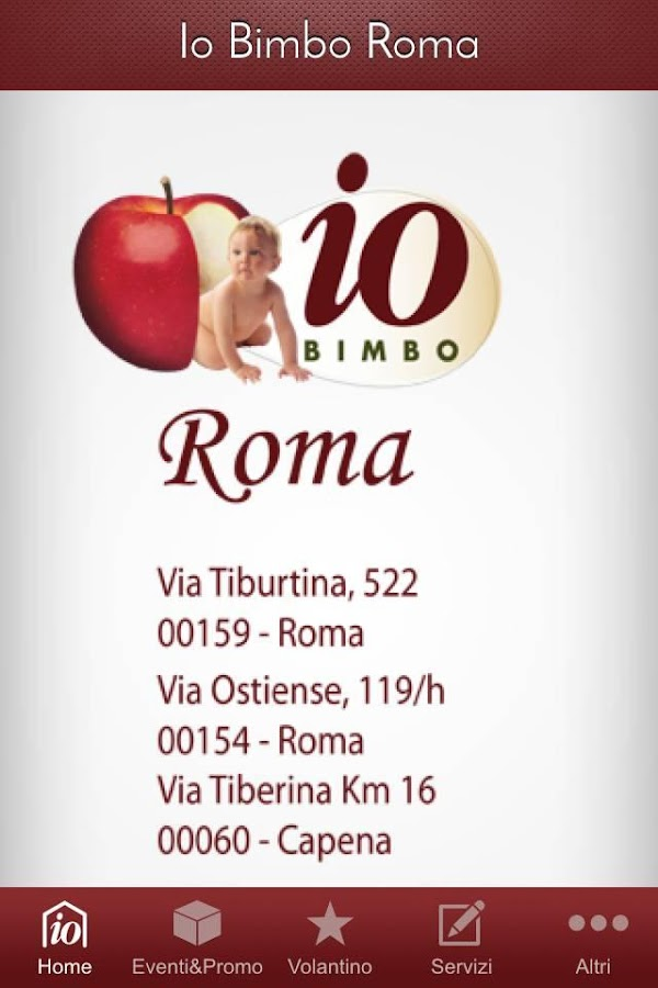 Io Bimbo Roma- screenshot