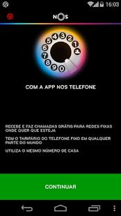 NOS Telefone- screenshot thumbnail