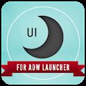 LunarUi – Adw (Full) logo