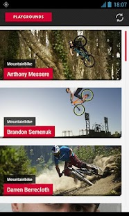 Red Bull Playgrounds - screenshot thumbnail
