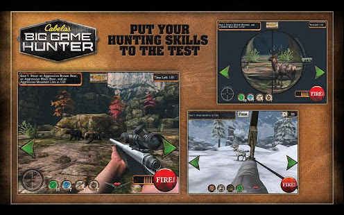 Cabela's Big Game Hunter- screenshot thumbnail