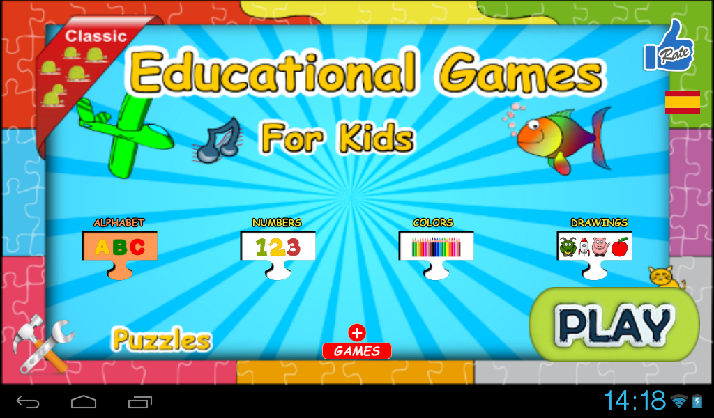 Educational Puzzles for kids- screenshot