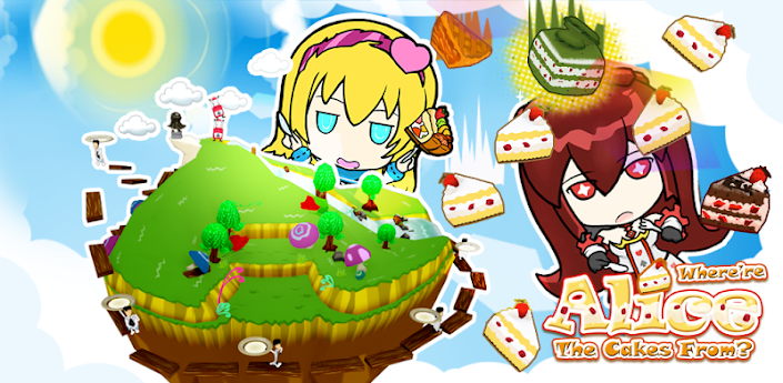 Android  Download Mediafire Full Alice's Cake in Wonderland APK v1.0 Free