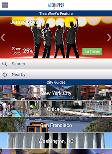 Acehopper: Fun & Transit App - screenshot thumbnail